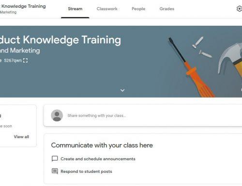Membuat Kelas Training untuk Perusahaan/Organisasi Anda